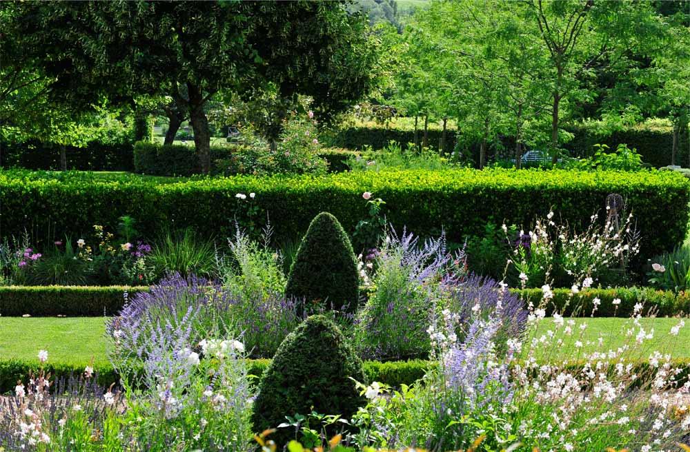 Les jardins du chaigne for Jardin quebec